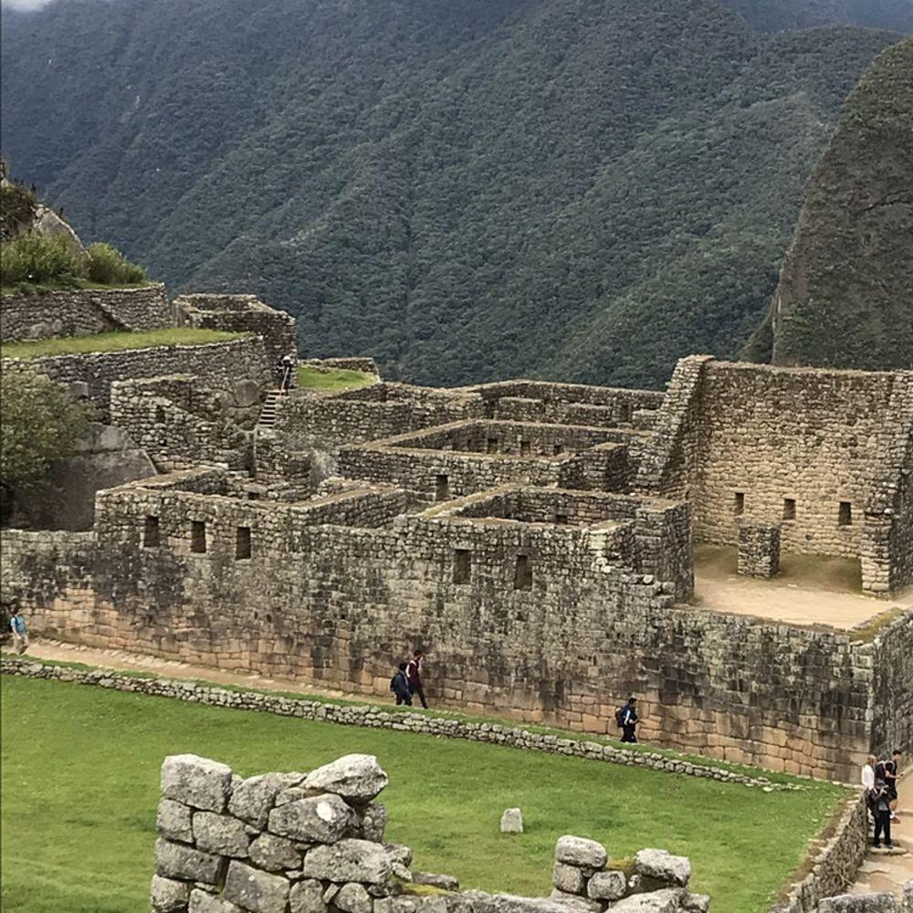 ペルー「天空の城」マチュピチュ登山。